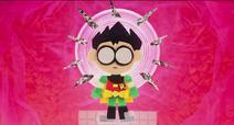 Robin de pano
