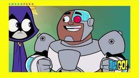 Cartoon Network - Teen Titans GO! x Scooby-Doo Sneak Peek - In Two Weeks