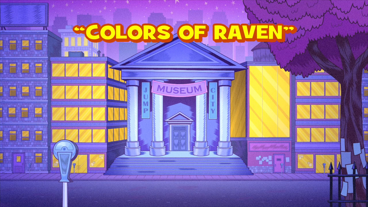Colors Of Raven  Teen Titans Go Wiki  Fandom Powered By -7045