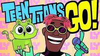 "Lil Yachty ""GO!"" (REMIX) Teen Titans Go! To The Movies! DC Kids-0"