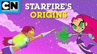 Teen Titans GO! Starfire's Origins in Teen Titans vs. Teen Titans GO! Cartoon Network