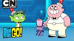 Teen Titans Go! No-Fu Cartoon Network