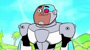 Cyborg's Flesh & Blood 1