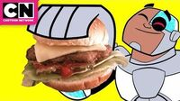 Teen Titans GO! The Burger vs