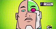 Cyborg as Green Lantern Two Parter Part2
