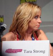 Tara Strong Comic Con 2008