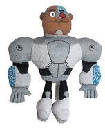 Cyborg Plush