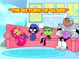 The Return of Slade