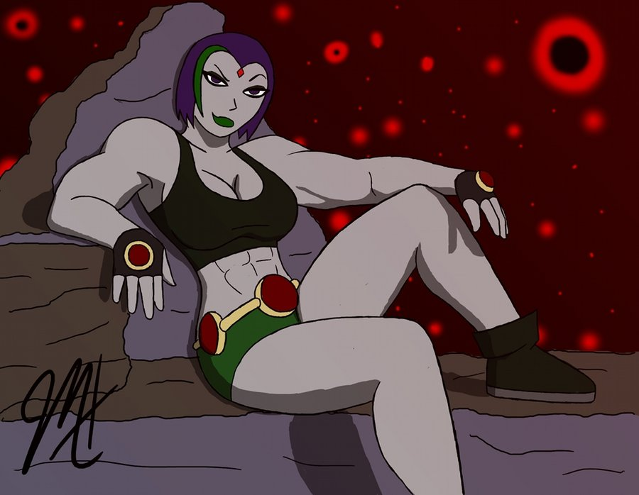 Image - Buff In Nevermore By Redfoxagent-D4Lvzr0Jpg  Teen Titans Go Wiki  Fandom -2583