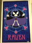 RavenPulpFictionPoster