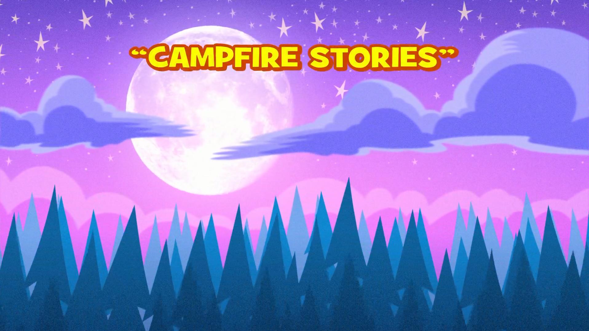 Campfire Stories | Teen Titans Go! Wiki | FANDOM powered by