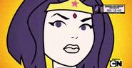 Raven as Wonder Woman Two Parter Part2