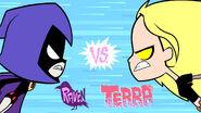 Terra vs Raven