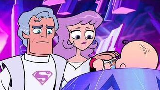 Man Of Steel Scene Teen Titans Go! To The Movies (2018) Movie Clip HD