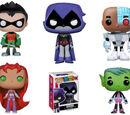 Teen Titans Go!/Toys