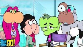 Creative Differences Episode Kabooms Teen Titans Go! Season 5