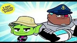 """Teen Titans Go! Island Adventures Promo """"5 Day Special Event"""" HD"""