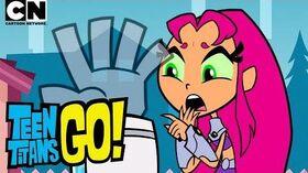 Teen Titans Go The Power of Make Believe Cartoon Network