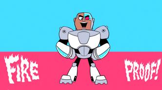 Cyborg'smostweiredestfaceever