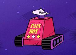 Pain Bot (Earth-Teen Titans)