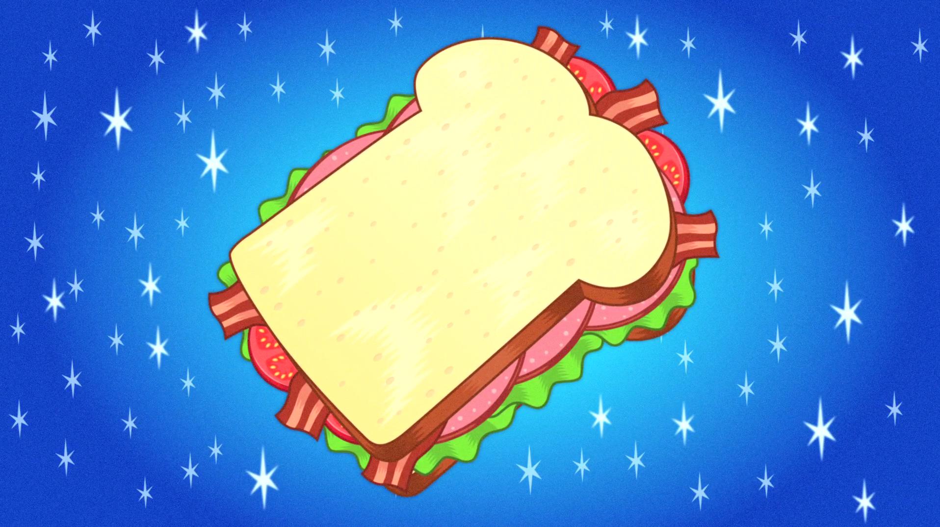 Teen Sandwich