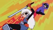 Rose VS Raven1