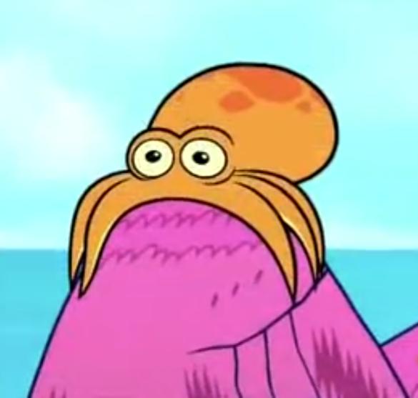 Octopus  Teen Titans Go Wiki  Fandom Powered By Wikia-3645
