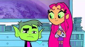 New Teen Titans Go! Clip Brain Food
