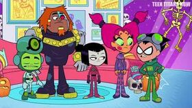 Teen Titans Go! - Costume Contest