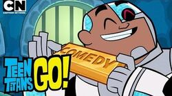 Teen Titans Go The Titans Write Their Own Episode Cartoon Network