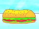 Legendary Sandwich of Power