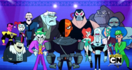 Slade and other villains TTG IA