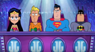 Justice League TTG