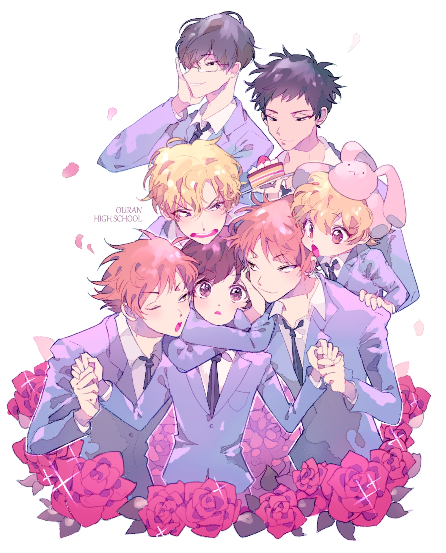dating simulators ouran high school host club seasons 1