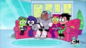 Teen Titans Go! - Teen Titans Go! Gets Cancelled? (Season 5, Episode 25)