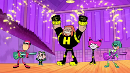 H I V E  Five | Teen Titans Go! Wiki | FANDOM powered by Wikia