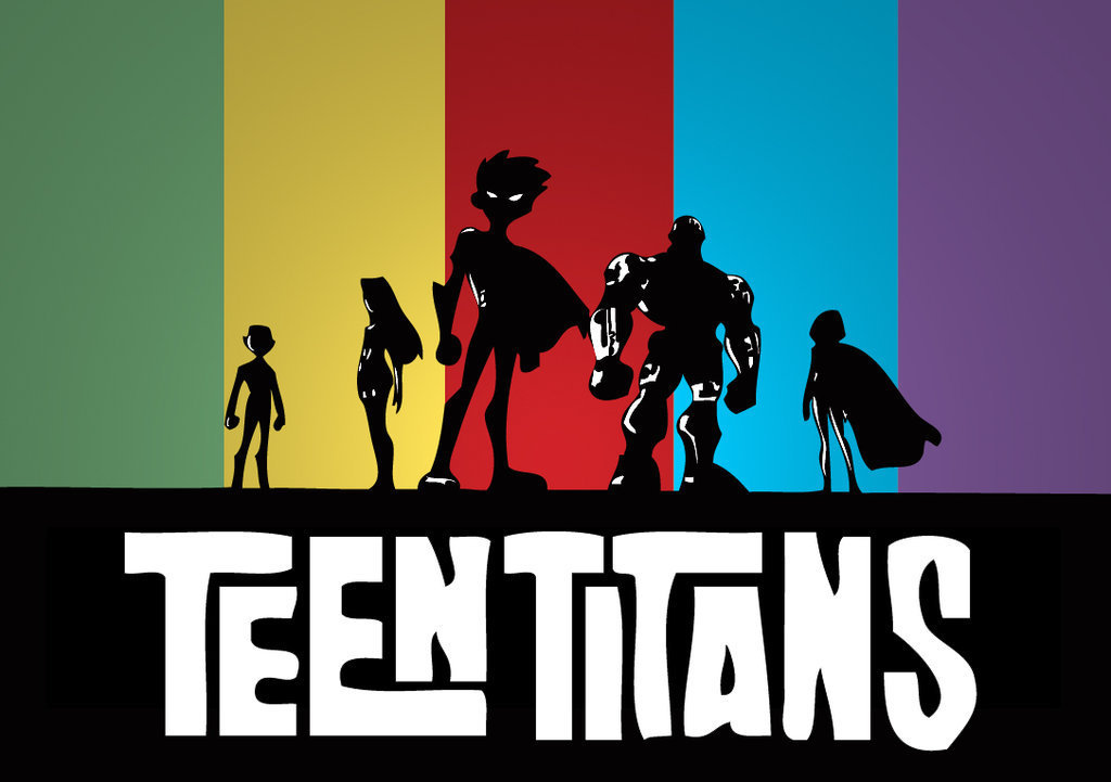 Teen Titans Series Teen Titans Go Wiki Fandom