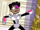 Opposite Gender Cyborg