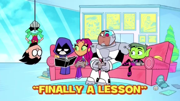 Finally A Lesson  Teen Titans Go Wiki  Fandom Powered By Wikia-3294