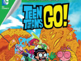 Teen Titans Go!/Comics