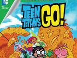 Teen Titans Go!/Comics