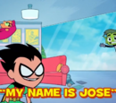 My Name is Jose