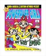 The Powerpuff Girls What A Cartoon