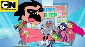 Titan's Egg Hunt Teen Titans GO! Cartoon Network