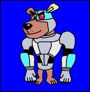 Grizzlybear Cyborg