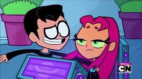 Teen Titans Go! - Beginning Of A Space Adventure (Season 5, Episode 15)