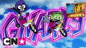 Teen Titans Go! to the Movies Sneak Peek Time-cycles Sick Tricks Cartoon Network Africa