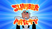 Slumber party ft cyborg