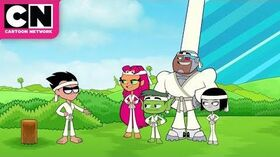 Teen Titans GO! Martial Arts Montage Cartoon Network