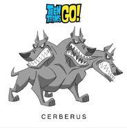 TTG GiantThreeHeadedCereberus